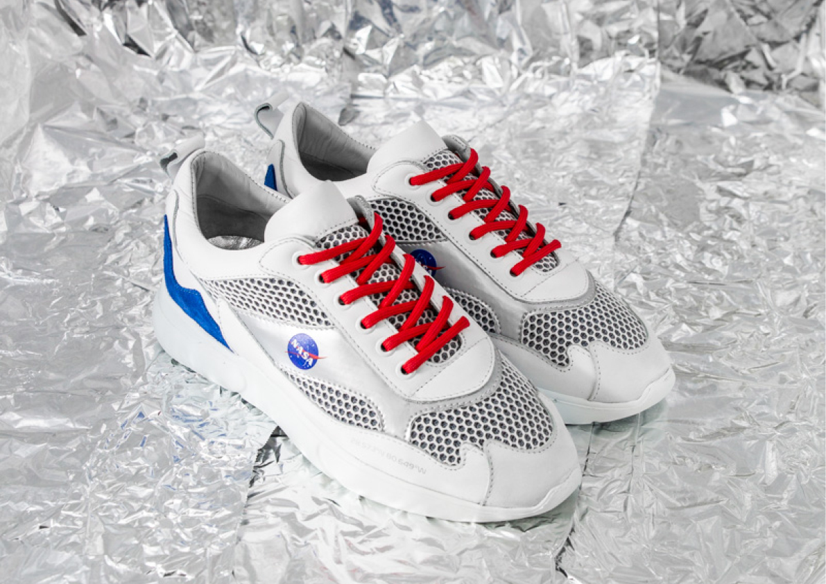 Mercer X Nasa Trainers