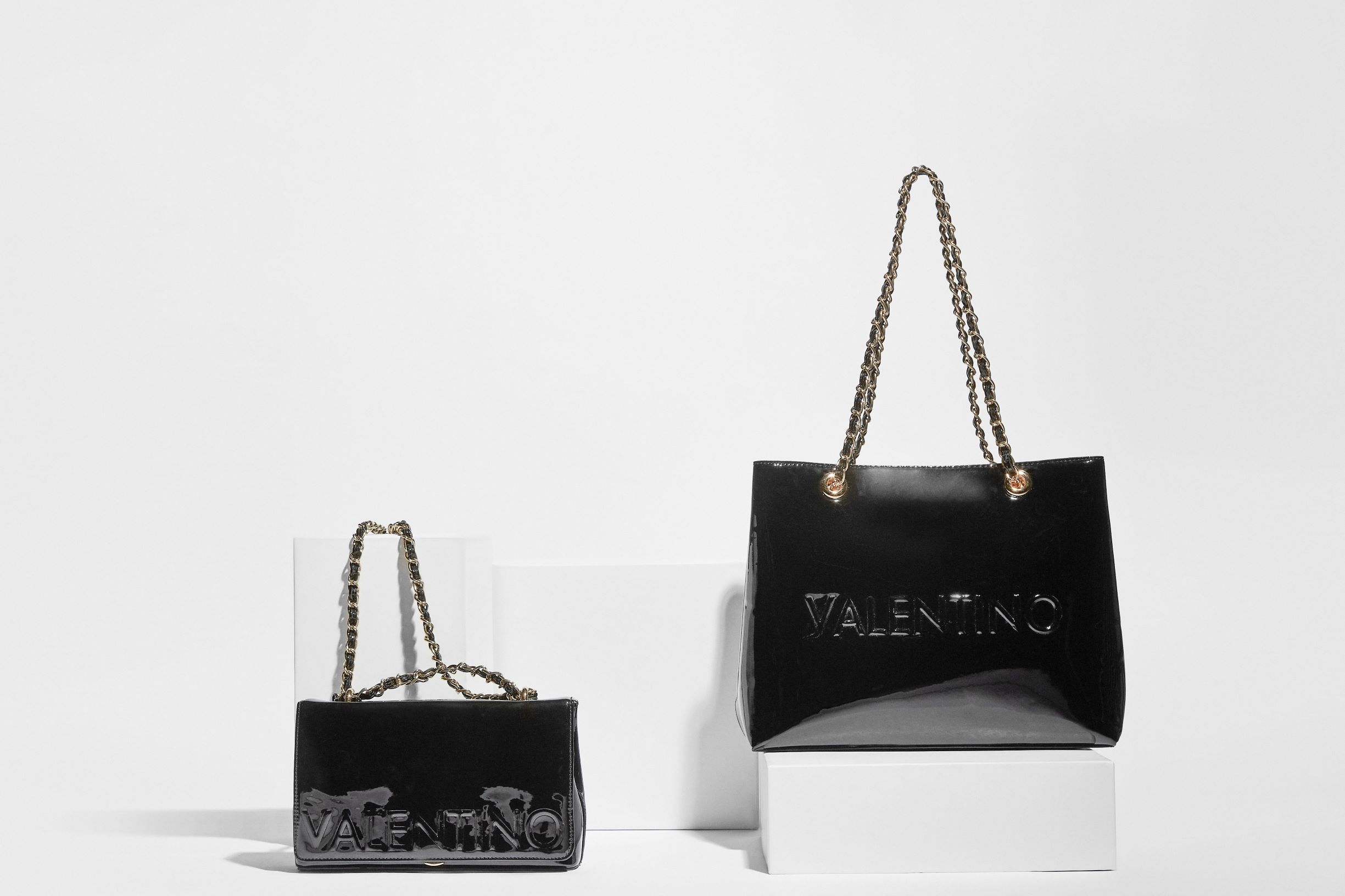 Mario Valentino Black Handbags