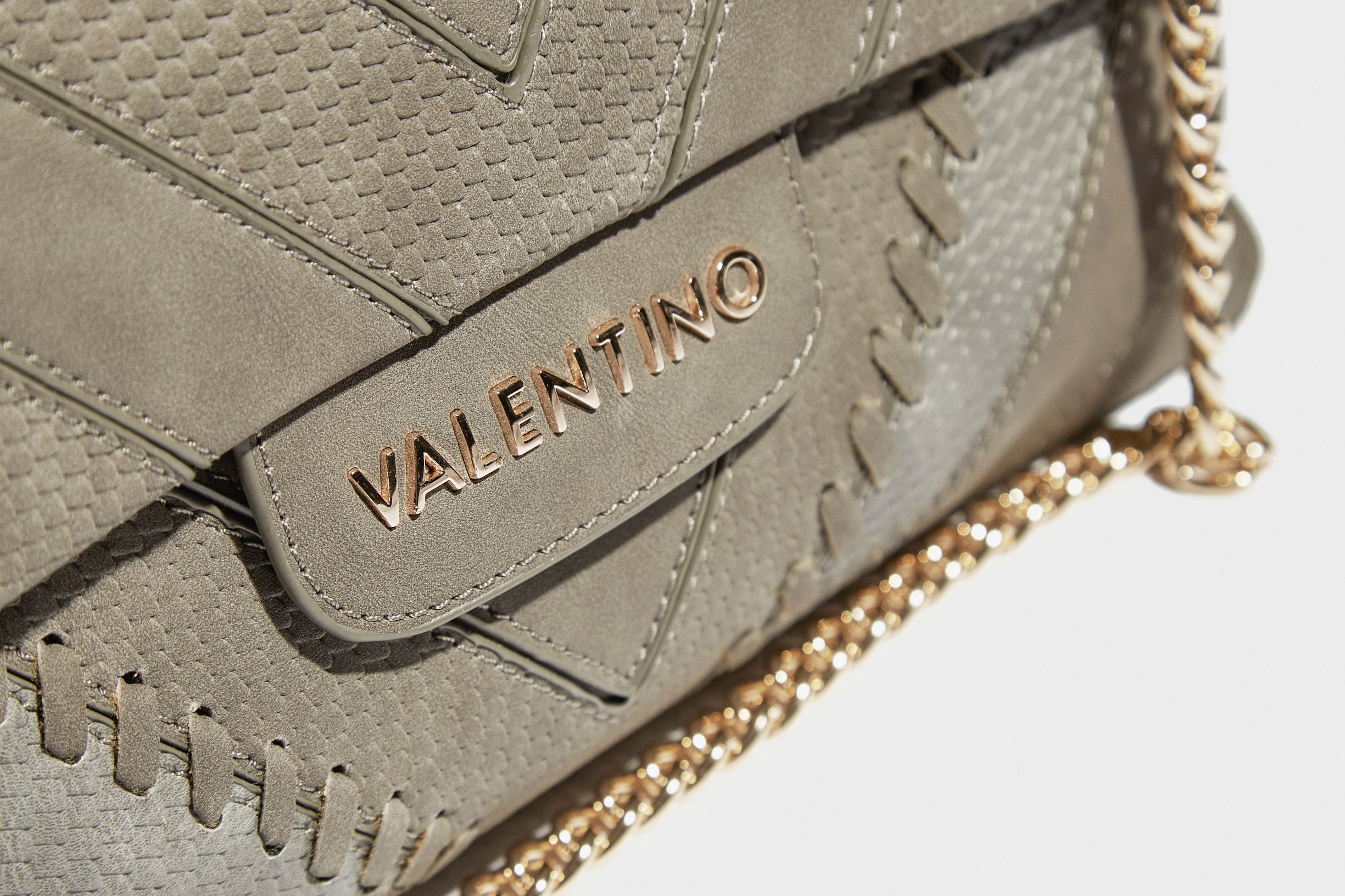 Mario Valentino Grey Bag