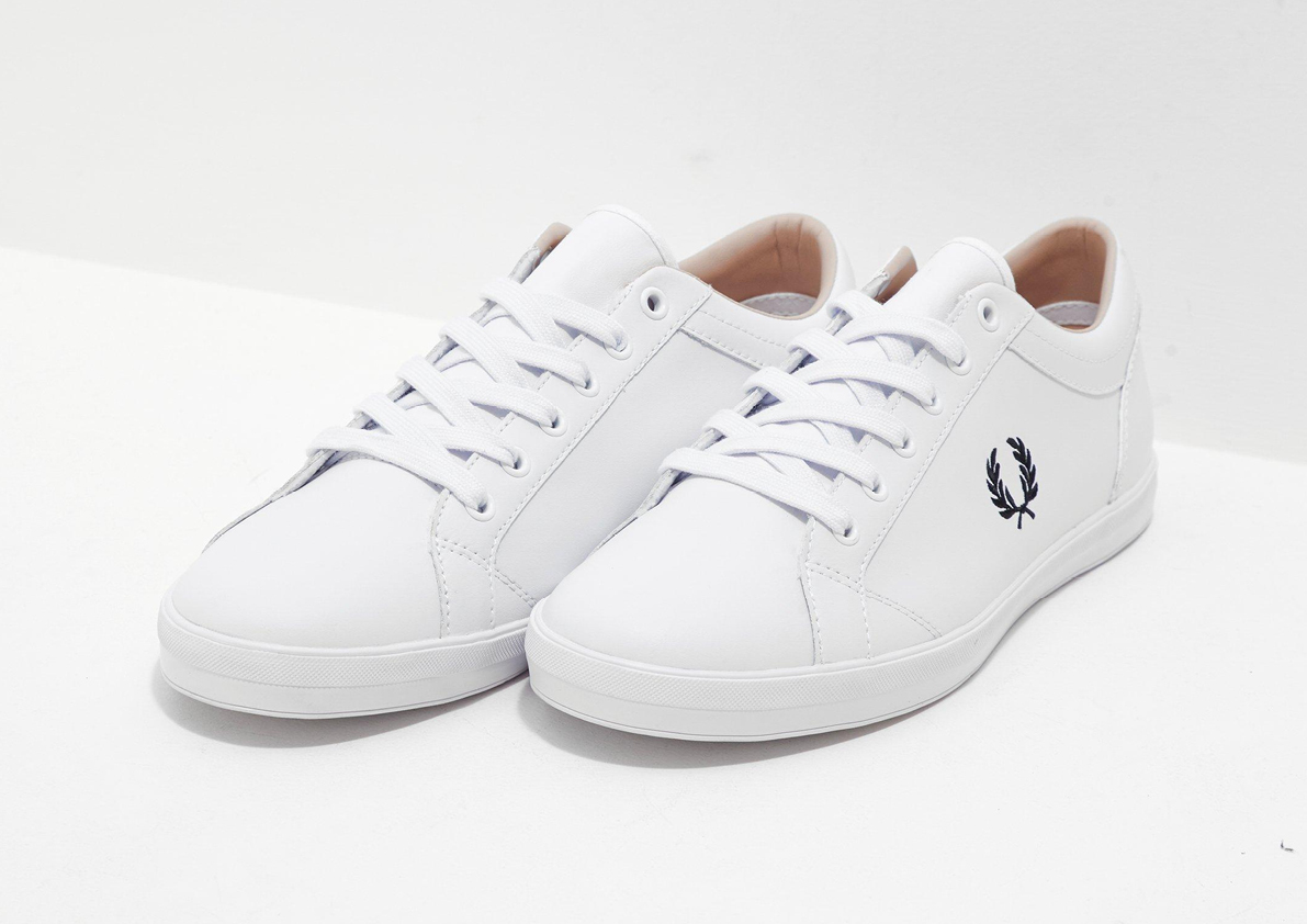 fred perry trainers for men